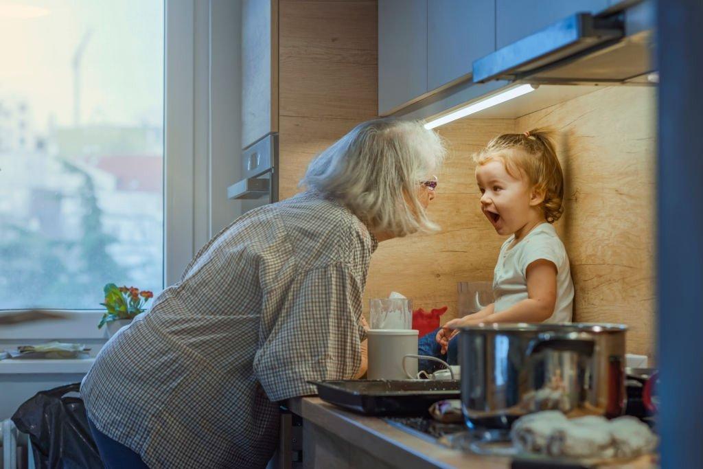 Betydning af at drømme om afdøde bedstemor? 2